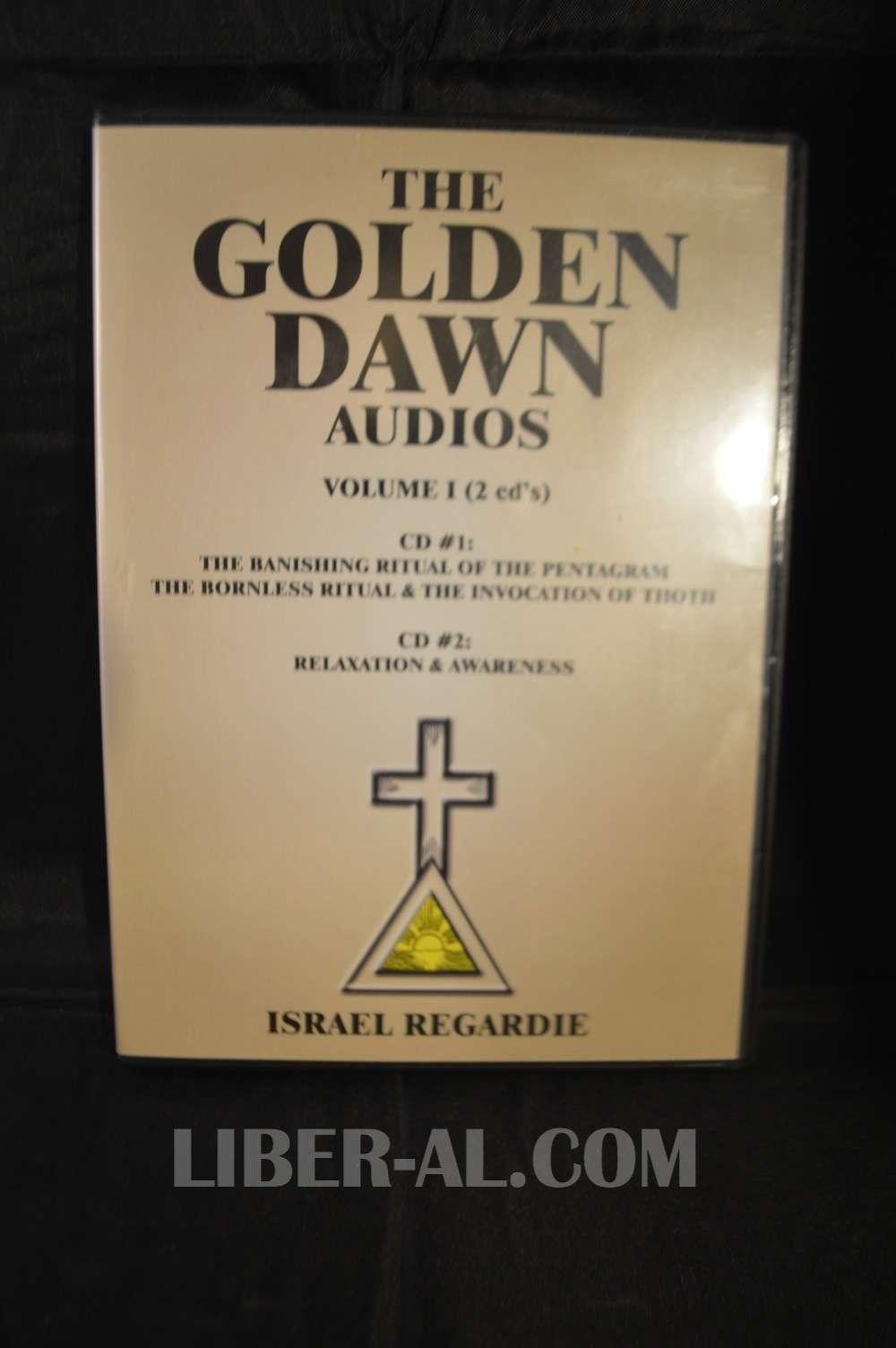 THE GOLDEN DAWN AUDIOS: VOLUME I (2 AUDIO CD'S)