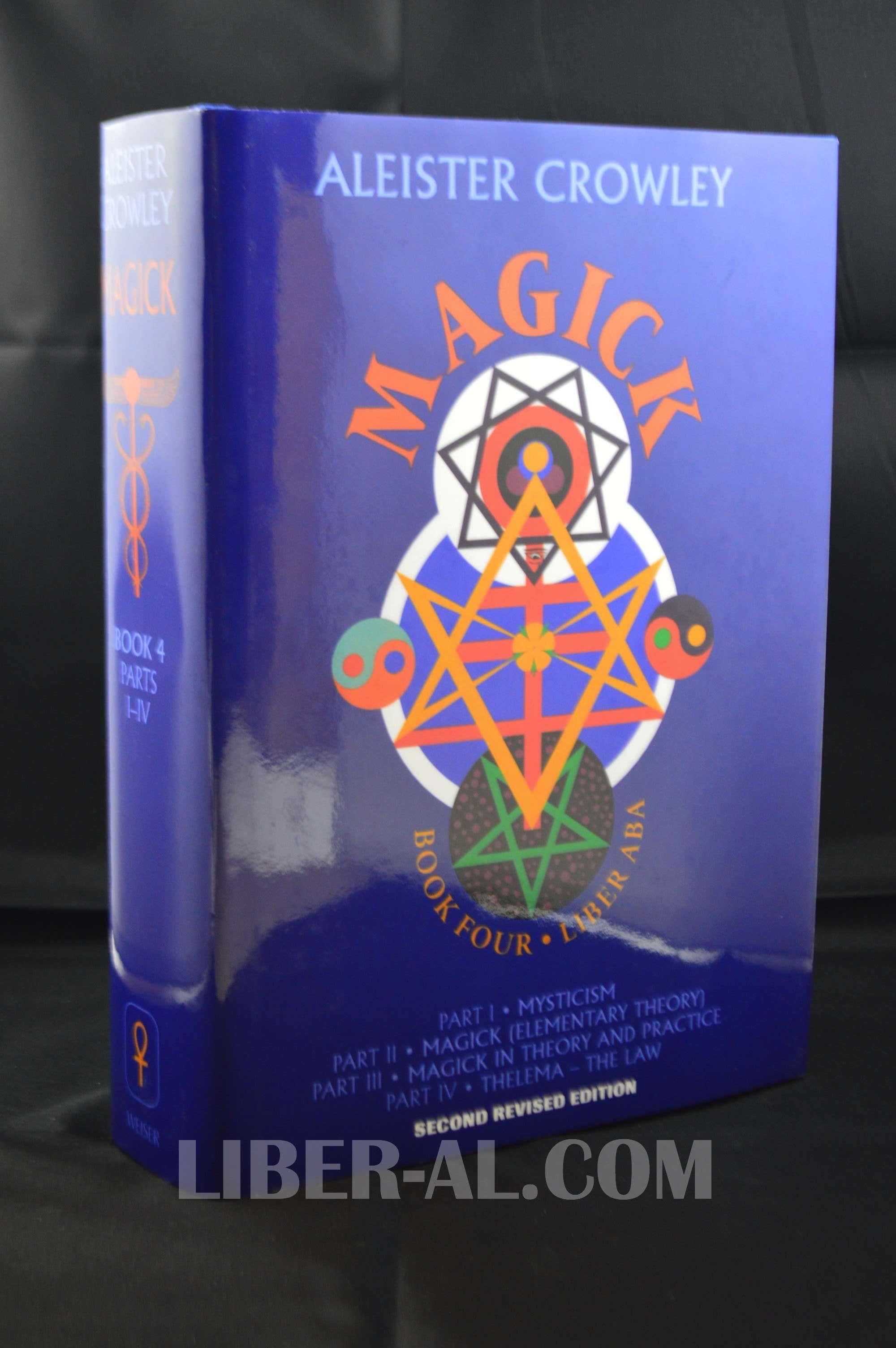 MAGICK LIBER ABA BOOK 4 PDF DOWNLOAD