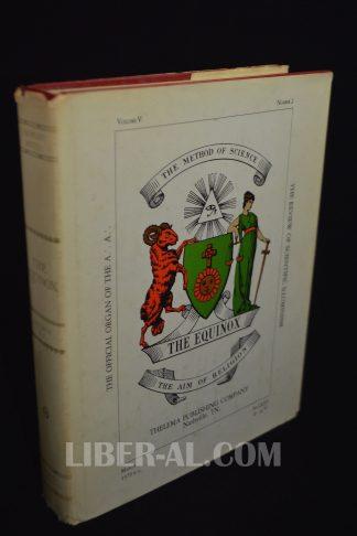 The Equinox Volume V No 2 The Review Of Scientific Illuminism