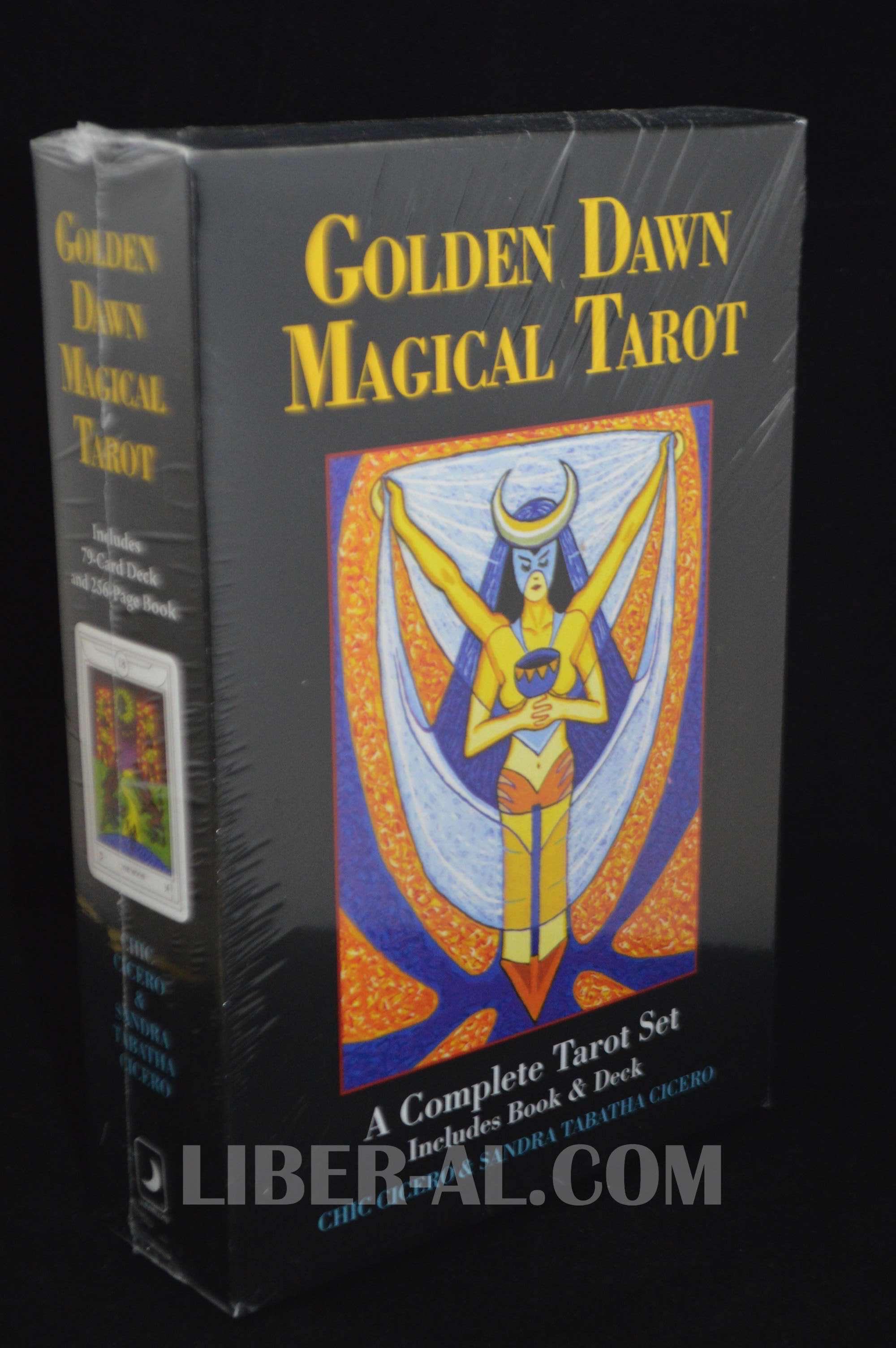 GOLDEN DAWN MAGICAL TAROT: A Complete Tarot Set » Liber-AL.com