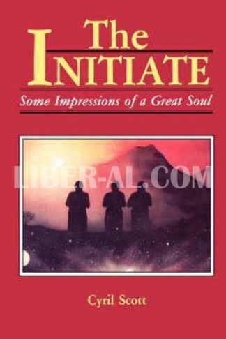 Initiate: Some Impressions of a Great Soul (Pbk) (Pbk)