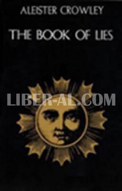 Book of Lies (Revised)
