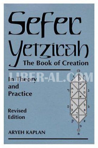 Sefer Yetzirah: The Book of Creation (Revised)
