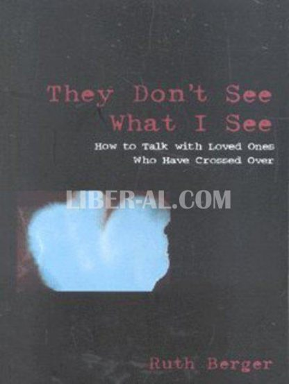They Don't See What I See: How to Talk with Loved Ones Who Have Crossed Over