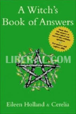 A Witch's Book of Answers