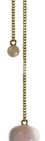 Classic Rose Quartz Pendulum