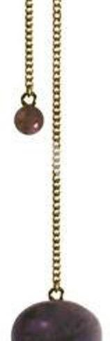 Classic Amethyst Pendulum