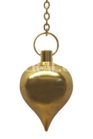 Classic Brass Chamber Pendulum