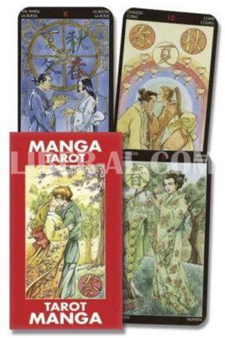 Manga Mini Tarot (Lo Scarabeo Decks)