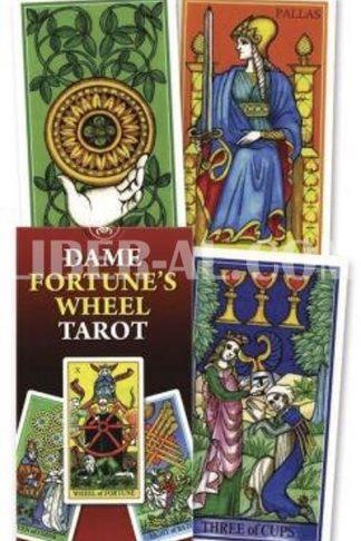 Dame Fortune's Wheel Tarot (Lo Scarabeo Decks)