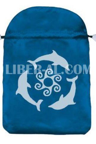 Dolphins Tarot Bag