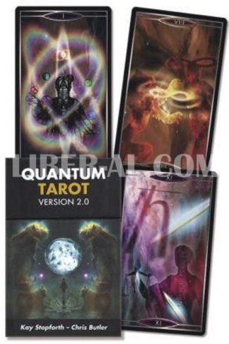 Quantum Tarot Kit: Version 2.0 [With Paperback Book]