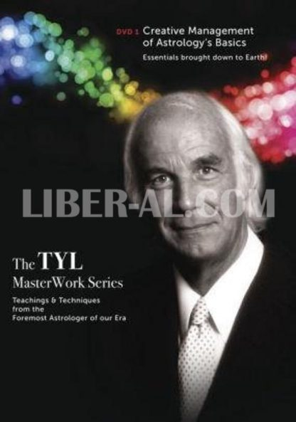 Noel Tyl's Creative Management of Astrology's Basics Dvd1: Essentials Brought Down to Earth