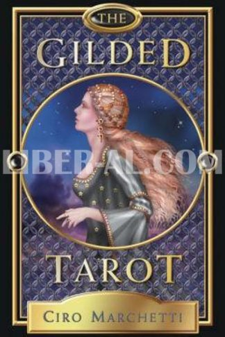 The Gilded Tarot Deck (Cards, 64-Pp. Booklet)