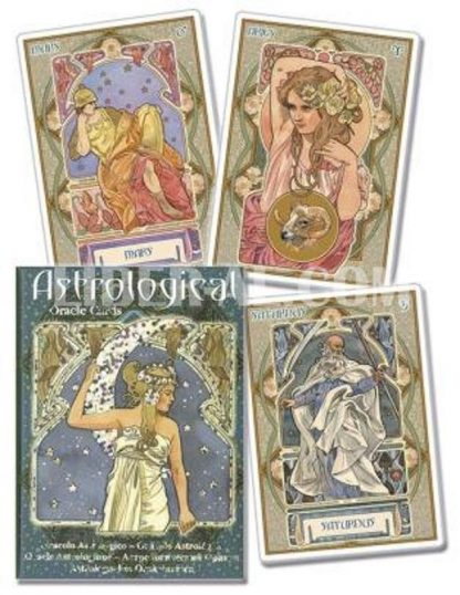 Astrological Oracle (Lo Scarabeo Decks)