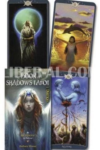 As Above Deck: Book of Shadows Tarot, Volume 1 (Cards W/ Instructions)