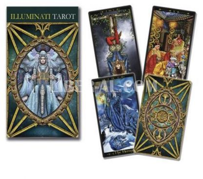 Tarot Illuminati [With Book(s)]
