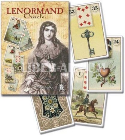 Lenormand Oracle (Lo Scarabeo Kits)