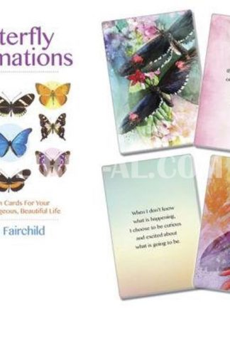 Butterfly Affirmations: Affirmation Cards for Your Happy, Courageous, Beautiful Life