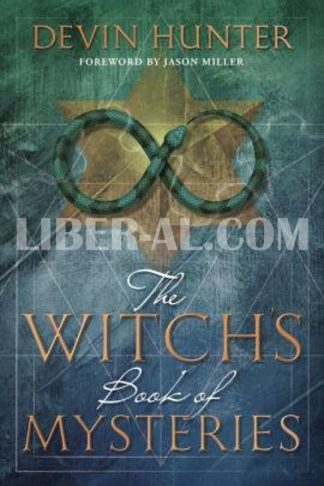 The Witch's Book of Mysteries
