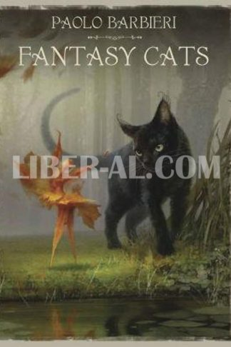 Barbieri Fantasy Cats Book