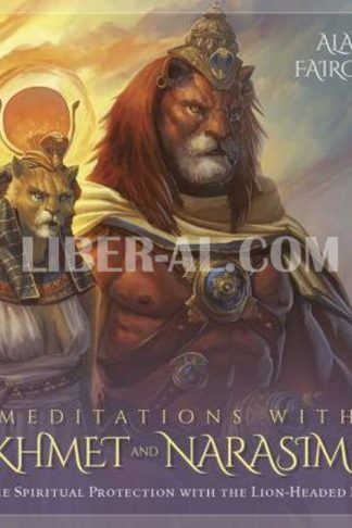 Meditations with Sekhmet and Narasimha CD: Supreme Spiritual Protection with the Lion-Headed Deities